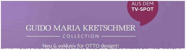 guido maria kretschmer kollektion von otto aus der werbung. Black Bedroom Furniture Sets. Home Design Ideas
