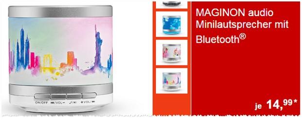 Maginon Bluetooth Lautsprecher