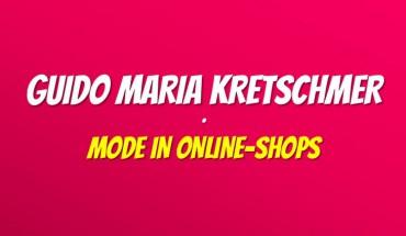 Guido Maria Kretschmer Online-Shop