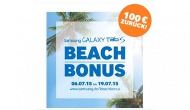 Samsung Beach Bonus