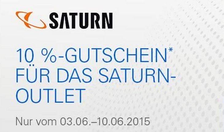 Saturn Outlet Gutschein