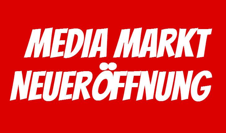 Media Markt Neueröffnung