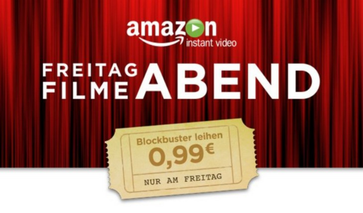 Amazon Freitagskino