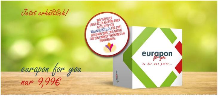 eurapon for you Überraschungsbox