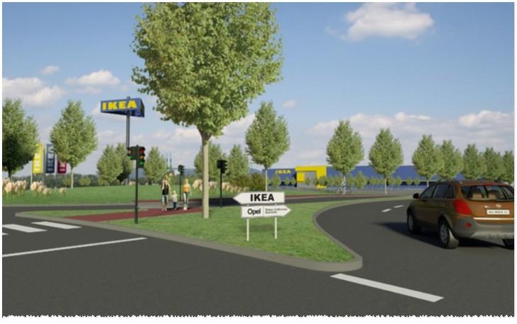 Ikea Eröffnung in Kaiserslautern