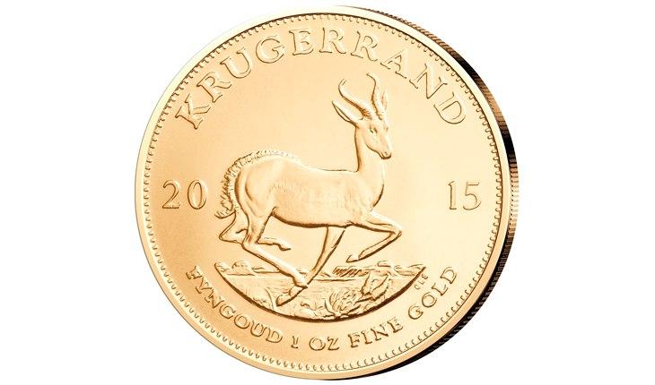 Krugerrand Goldmünze