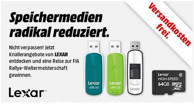 Lexar USB-Stick-Angebote bei Media Markt
