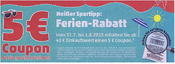 spar coupons rewe