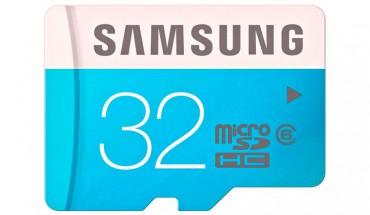 Samsung-Speicherkarte