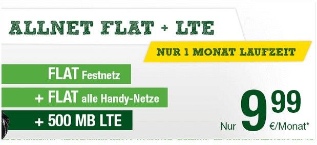 smartmobil Allnet-Flat + LTE aus der Heino-Handytarif-Werbung