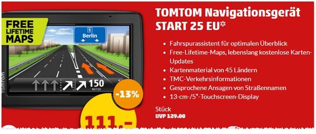 TomTom Navigationsgerät