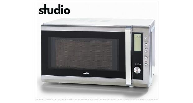 Studio Mikrowelle bei ALDI mit Grill