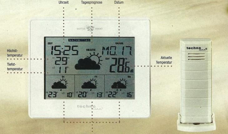 ALDI Wetterstation von TechnoLine
