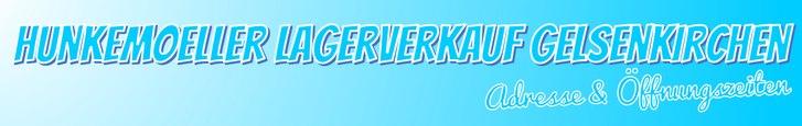 Öffnungszeiten für den Hunkemöller Lagerverkauf in Gelsenkirchen