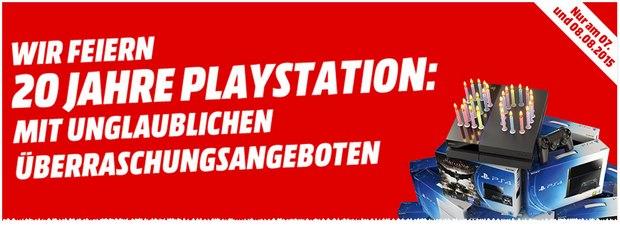 PlayStation 4 bei Media Markt (Ultimate Player Edition) für 319 €
