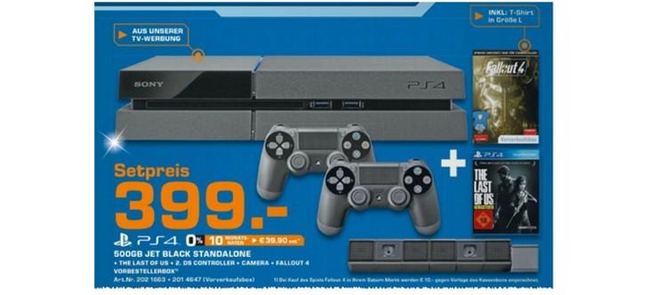 PS4 in der Saturn TV-Werbung