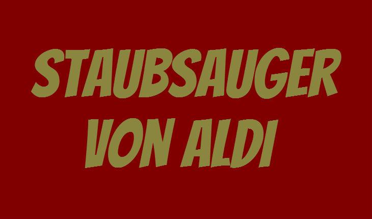 ALDI Staubsauger