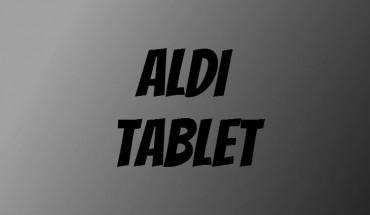 ALDI Tablet