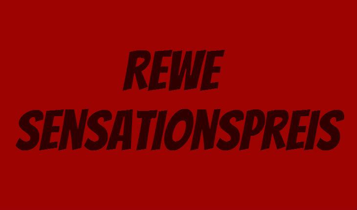REWE Sensationspreis