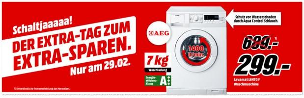 AEG Waschmaschine L6470FL