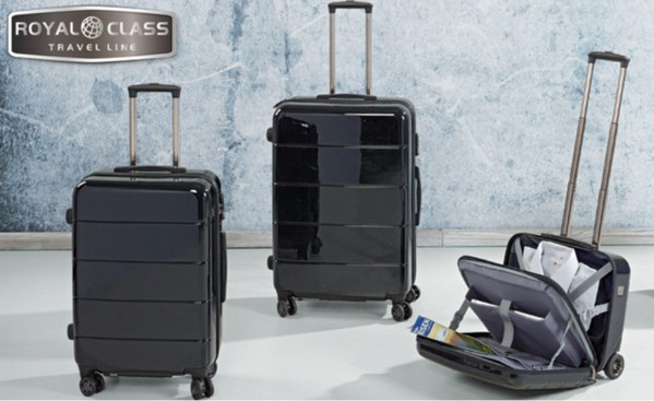ALDI Koffer Royal Class Travel Line