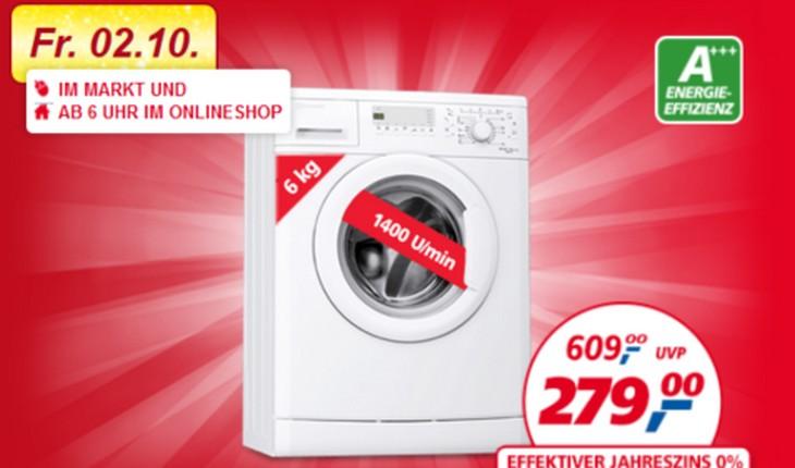 bauknecht waschmaschine saturn angebot werbung ab 20. Black Bedroom Furniture Sets. Home Design Ideas