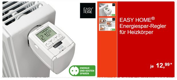 Energiesparregler als ALDI-Süd Angebot ab 26.9.2015