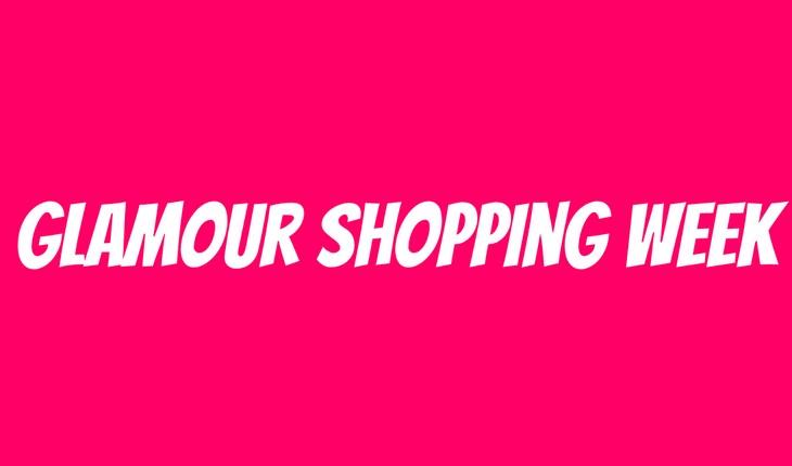 Glamour Gutscheine zur Shopping Week 2015
