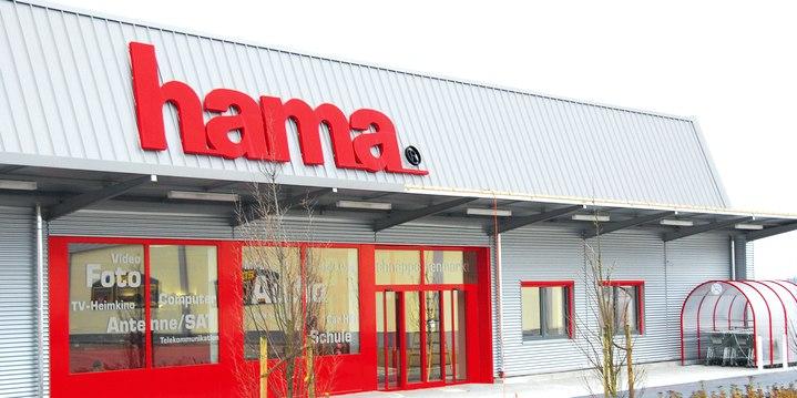 Hama Schnäppchenmarkt: Öffnungszeiten & Adresse für den Outlet-Shop in Monheim (Bildquelle: Hama, mit freundlicher Genehmigung)