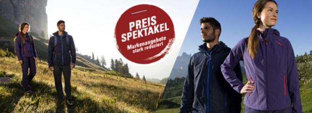 Intersport Preis-Spektakel im Online Shop