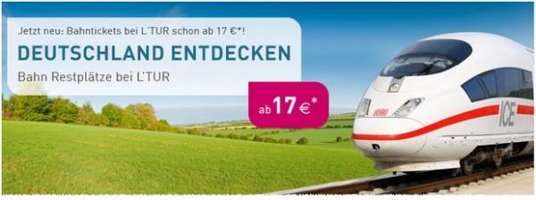 Ltur Bahn Ticket