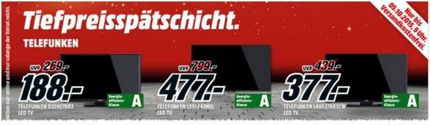 Media Markt Tiefpreis Spätschicht am 3. Oktober