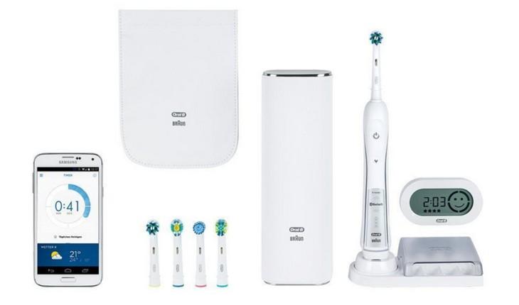 Oral-B Zahnbürste Pro 7000 Smart Series