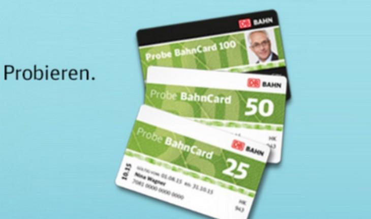 Probe Bahncard Kostenlos