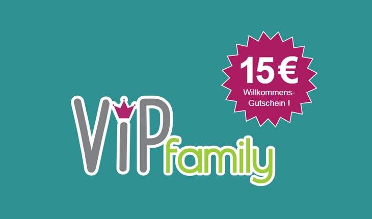 VIP Family Gutschein