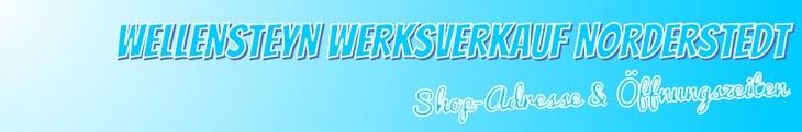 Wellensteyn Werksverkauf Norderstedt - Adreese & Öffnungszeiten