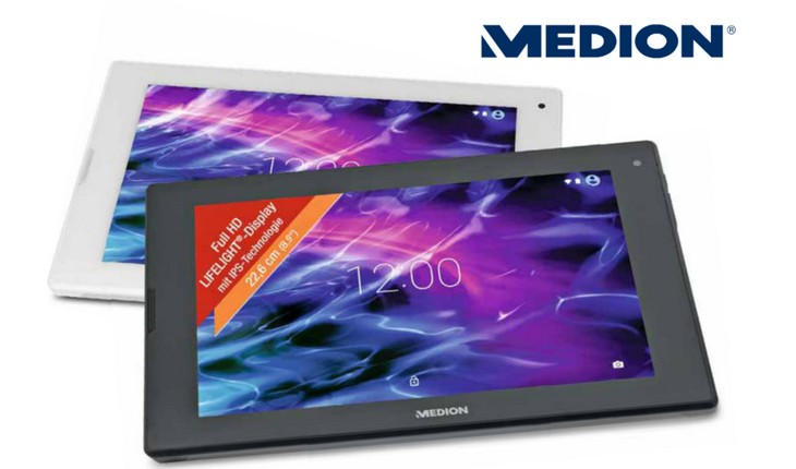 ALDI Tablet Medion Lifetab P8912 MD 99631