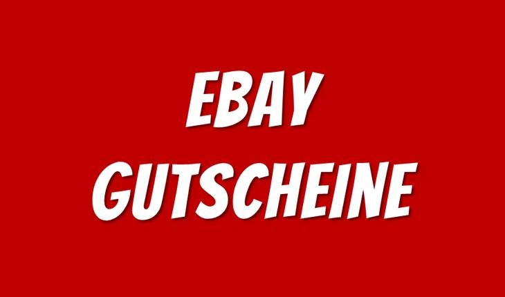 eBay-Gutscheine