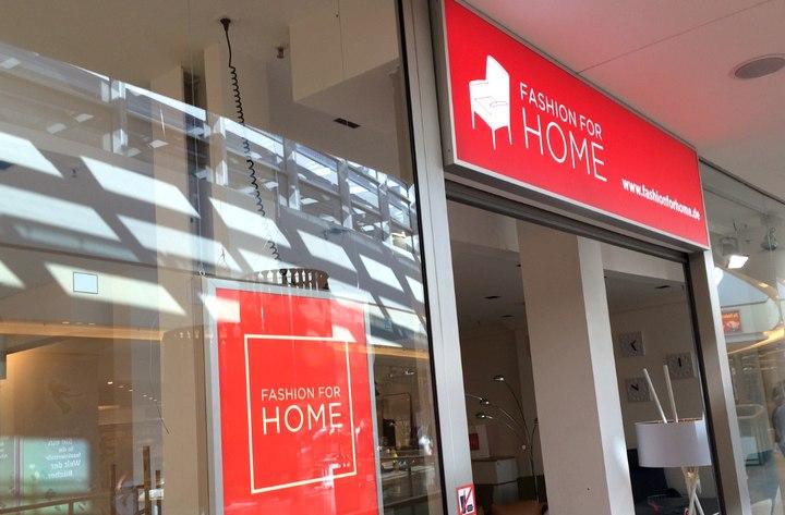 Fashion For Home Outlet in Berlin - Öffnungszeiten in den Wilmersdorfer Arcaden bis 21 Uhr