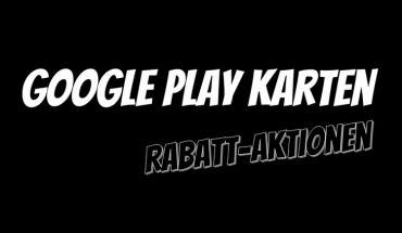 Google Play-Karten günstiger