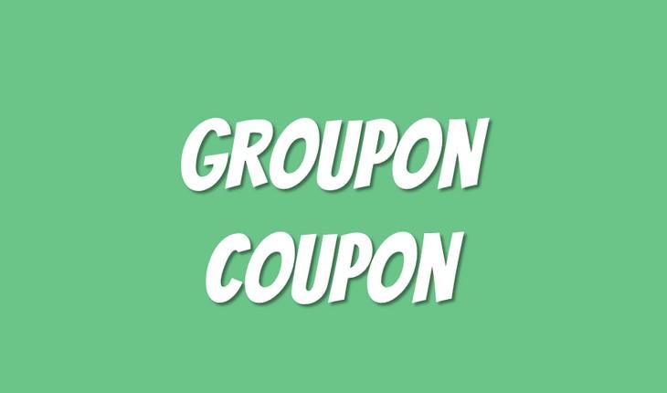 rabatt code groupon