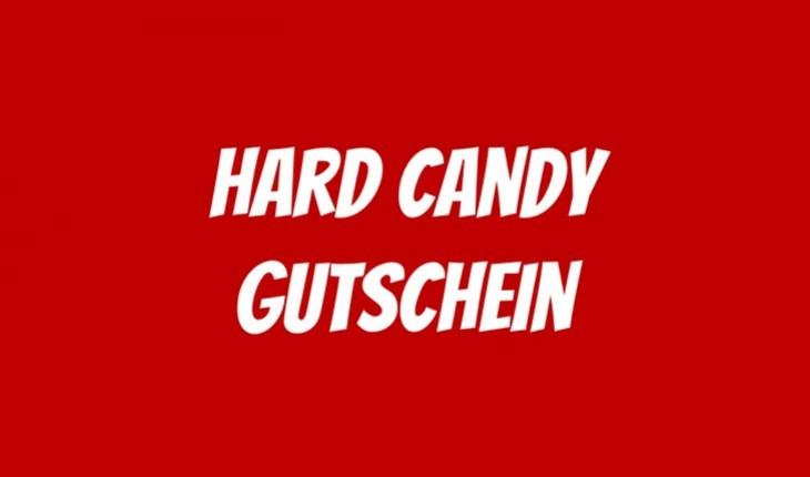 Hard Candy Gutschein