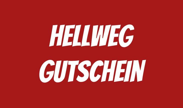 Hellweg-Gutschein