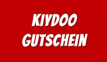 Kiydoo Gutschein