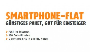 Klarmobil Smartphone-Flat