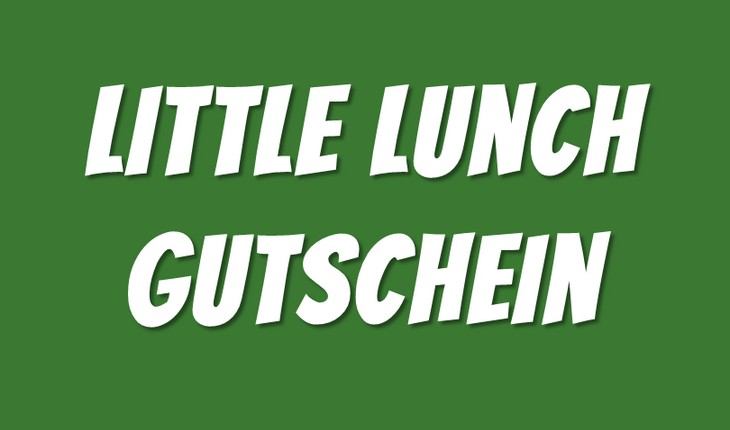 Little Lunch Gutschein