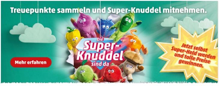 PENNY Treuepunkte für Super-Knuddels