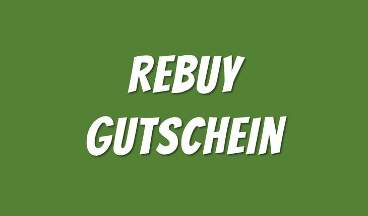 reBuy-Gutschein