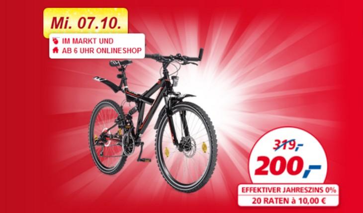 Zündapp Fahrrad MTB Fully