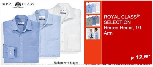 ALDI Herrenhemden im Süd-Discounter für je 12,99 €